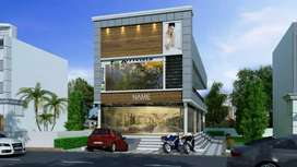 Commercial area for rent