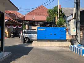 Genset Hotel, Guest House, Cafe