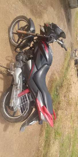 Good condition and all pepar clear