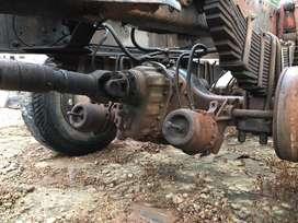 Tata 2518 tipper spare parts