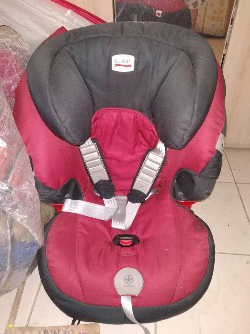 Carseat BRITAX mothercare bayi untuk di mobil 0
