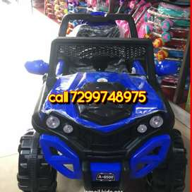 OFFER KIDS RIDE ON BATTERY CAR BIKE JEEP AT WHOLESALE PRICES TOY CAR