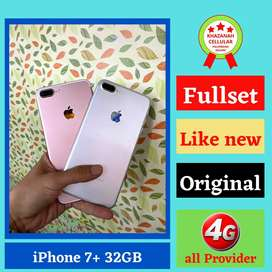 HOT SALE!! SECOND IPHONE 7 PLUS 32 GB INTER - MULUS - LIKE NEW