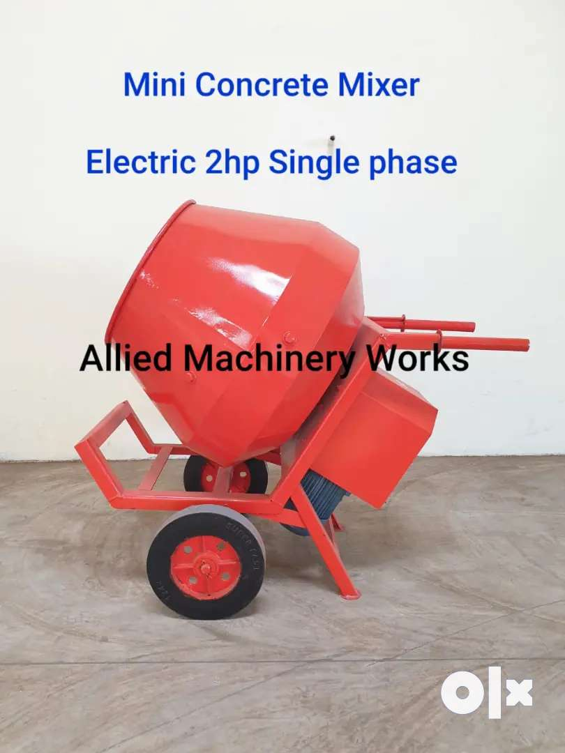 Manufacturer of construction machineries 0