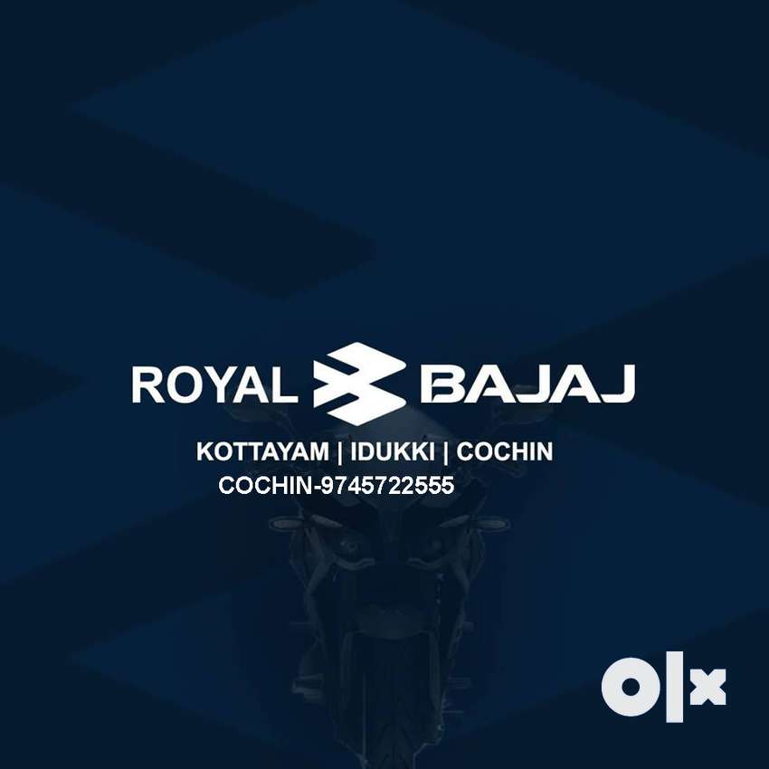Royal Bajaj  Kochin Urgently Requred 0
