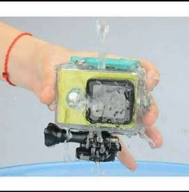 Waterproof action camera YiCam