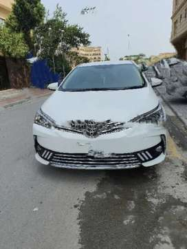 Toyotta corrolla altis 1.6 2018 available 0n instalment