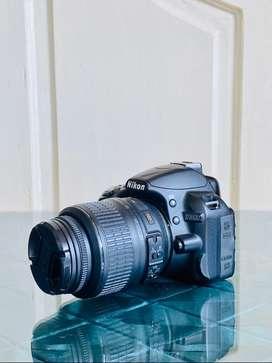 Kamera DSLR Nikon D3100+Lensa kit 18-55mm
