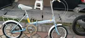 Sepeda lipat vintage