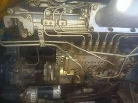 Genset open 250 KVA