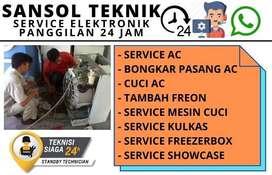 SERVICE AC PASANG AC Servis Kulkas Mesin Cuci Sidayu Gresik