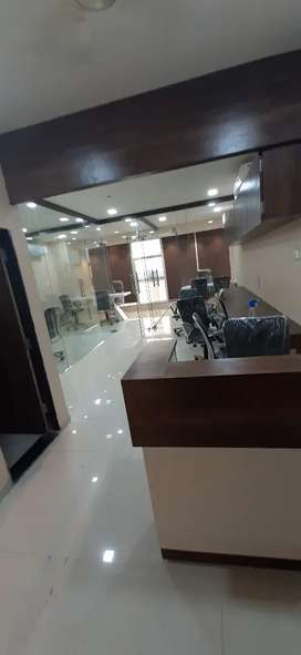 Belapur furnished office space