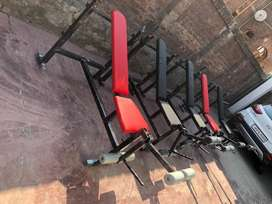 Multi 3 in 1 bench avalible