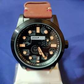 Jam tangan pria JEEP Original