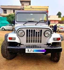 Mahindra Thar CRDE 4X4 BS IV, 2019, Diesel