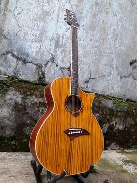 Gitar akustik non abal2