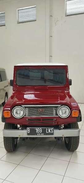 Daihatsu Taft Badak / Kebo (F50) thn 1982 Istimewa