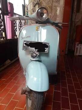 Vespa vbb th 1962 classic