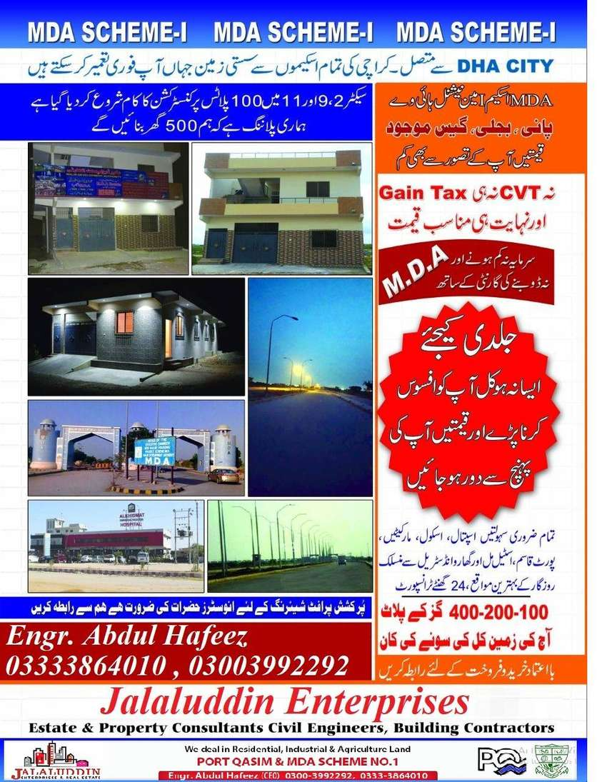 Sector 20 size 400 sq.yard in 10 lacs 0