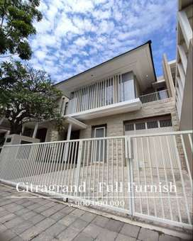 RUMAH 10X20 INCLUDE FURNITURE LUXURIOUS HOUSE