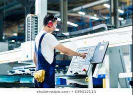 CNC Machine Operator & Apprentice