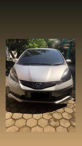 JAZZ 2013 RS MATIC