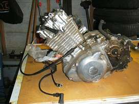 Suzuki GS 150 engine