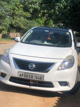 Nissan Sunny 2013 Diesel Well Maintained