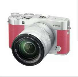 Kredit Kamera XA3 Fuji Film Mirolles