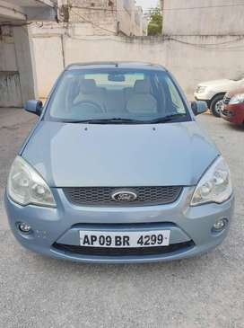 Ford Fiesta 2004-2010 1.4 Duratec ZXI, 2009, Diesel