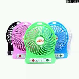Portable Mini Fan For Sell Multi Color Available