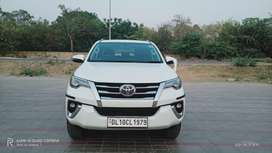 Toyota Fortuner 2.7 2WD AT, 2018, Petrol