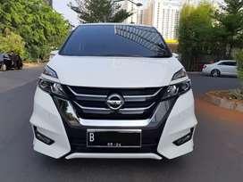 All new nissan serena HWS a/t thn 2019 putih