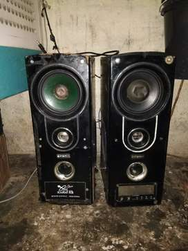 Speaker and you know Dj