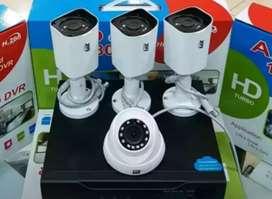 Pasang Paket KAMERA CCTV Full HD 2mp
