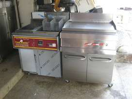 fryer and hotplate  20x30 inch new