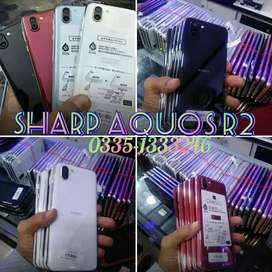 SHARP AQUOS R2 With Free Jelly Cover