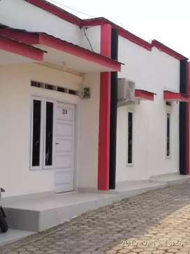 Rumah kontrakan minimalis mewah Villa Kenali Permai Mayang Mangurai