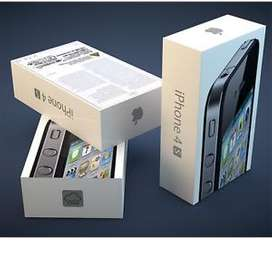 Iphone 4s 16gb with box .. iph 5/5s..all models available