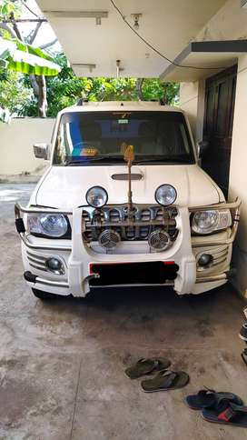 Mahindra Scorpio 2007 Diesel Well Maintained