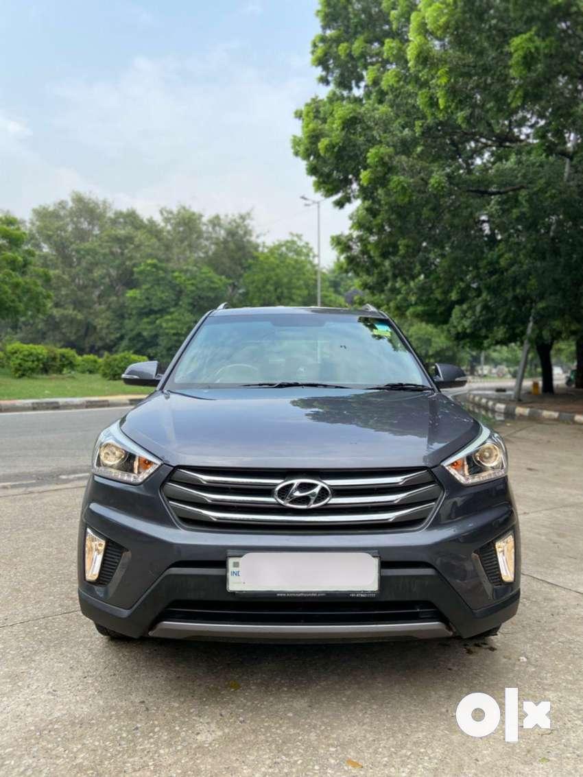 Hyundai Creta 1.6 SX Automatic Diesel, 2017, Diesel