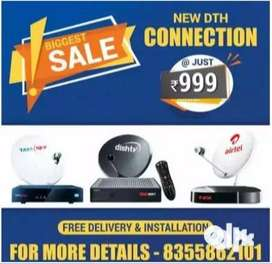 Diwali Special Offer on Dish Tv Connection