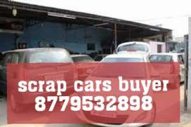 A/S/M- SCRAP & JUNKED CARS BUYER