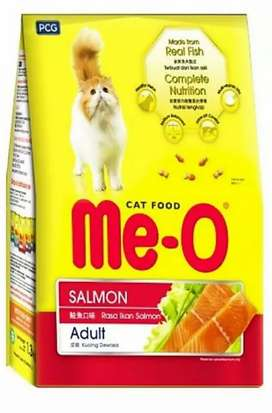 Meo cat food available(resnable prise)cat litter also available