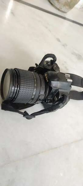 D40 camera only 5200