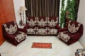 Sofa decor set