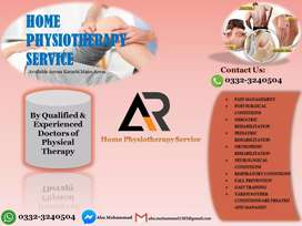 Home vist for physiotherapy