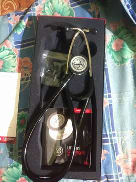 Emergency to sold the stethoscope
