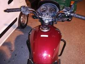 Auto India Honda cb shine m Red Excellent condition clear document Ct