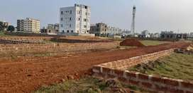 Plot For Sale Under Developed area Near Puri Cannal Road,Hanspal,BBSR